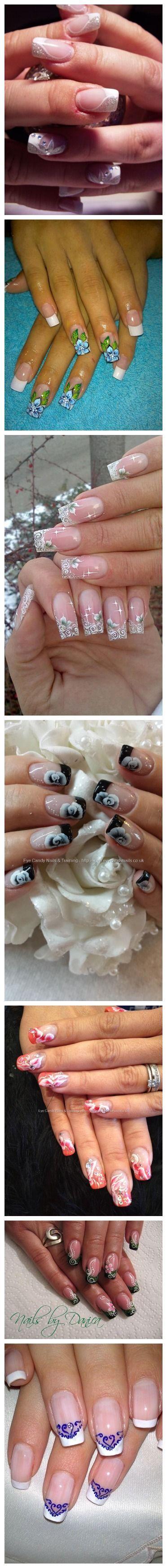 10 besten nails Bilder auf Pinterest | Frisuren, Beauty und Lacke