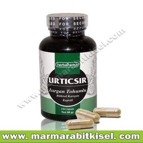Herbal Farma Urticsir ( Kanser )  başlangıç ve orta aşamada ayrıca son evrede tedaviye destek olacaktır.linki inceleyebilirsiniz.    http://marmarabitkisel.com/Herbal-Farma-urunleri/herbal-farma-120-kapsul/Herbal-Farma-Urticsir-isirgan-Tohumlu-Kanser