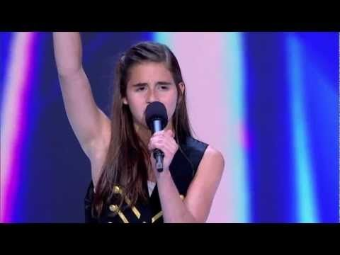 Carly Rose Sonenclar Audition At Britney S House
