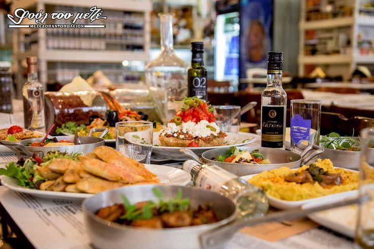 Όλα έτοιμα για ένα τέλειο γεύμα!!!  Μεζεδάκια, κρεατάκια και ολόφρεσκα ψαράκια κάθε μέρα στο πιάτο σας!!! 😋🤩🤗 #φούλτουμεζέ #μεζεδοπαντοπωλείον #ουζομεζεδοπωλείον #Θεσσαλονίκη #Λαδάδικα