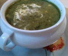 Zupa szpinakowa | Przepisownia
