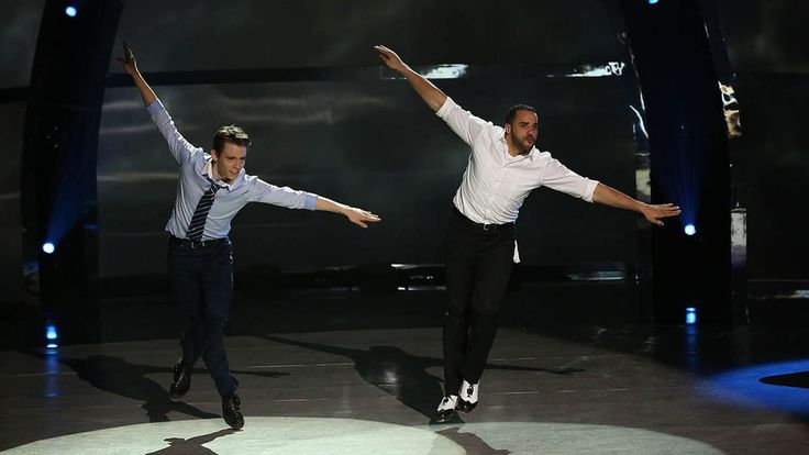 Season 11 - Tap routine choreographed by Anthony Morigerato - Zack and All-Star Aaron - Aug. 27, 2014