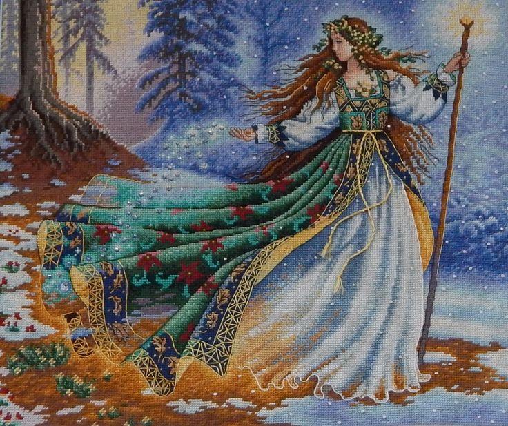 Зимова фея. Автор Міхно П. Ф.