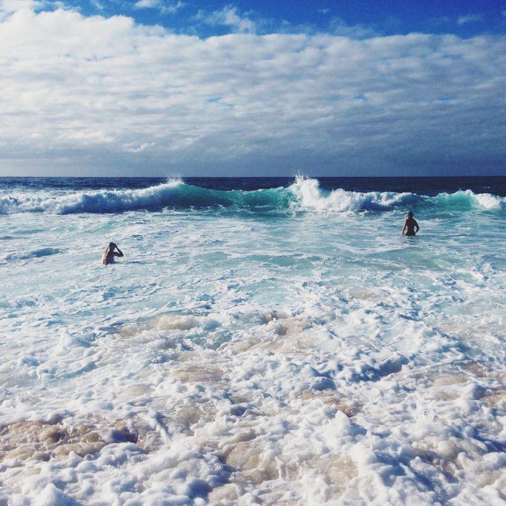 Pure blue zone #sea#adventure