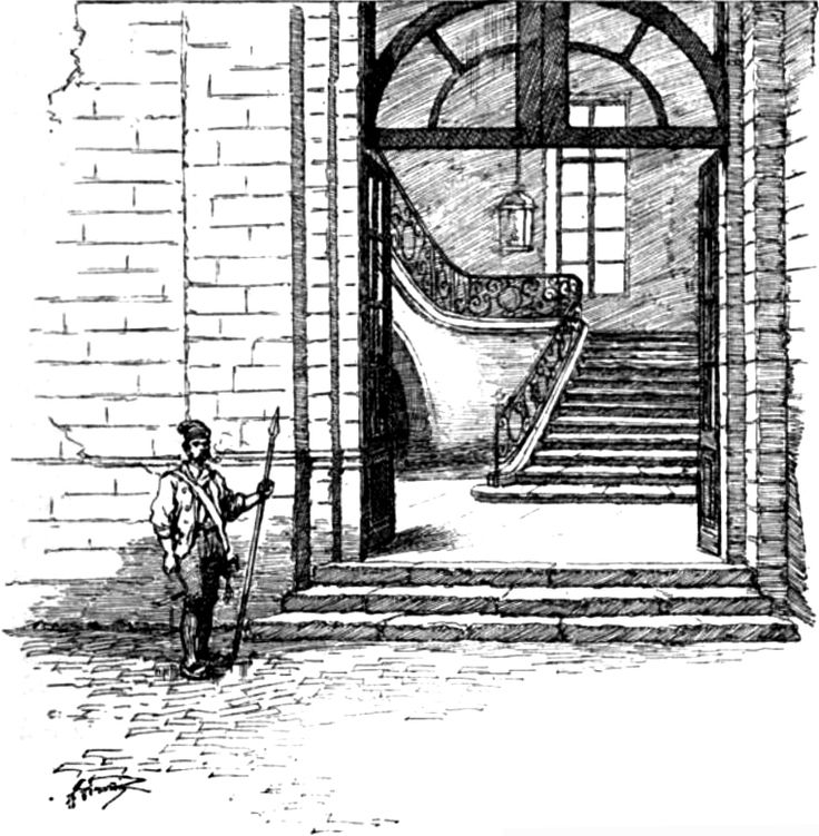 (1793) The Entrance of the Committee of Public Safety