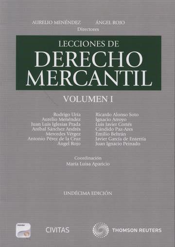 Jiménez Sánchez, G. Lecciones de Derecho mercantil. Tecnos, 2014. D/S/M/4 (2014) 86 préstamos nov-dic 2015