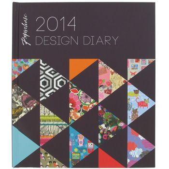 the design 2014 diary