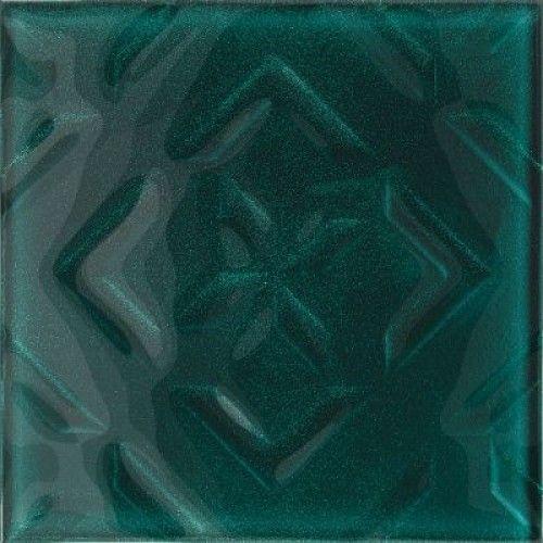 Opoczno Cuban Cube Green 20x20 - zdjęcie 1