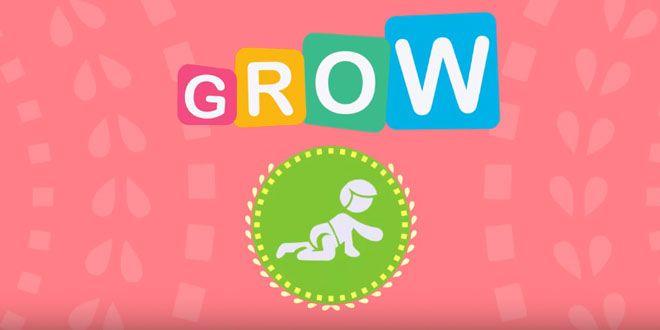 Shakira lanzó Grow, una aplicación que ayuda a los padres http://j.mp/1pkVf5A    #Android, #Apps, #GrowParenting, #IOS, #Noticias, #Shakira, #Tecnología