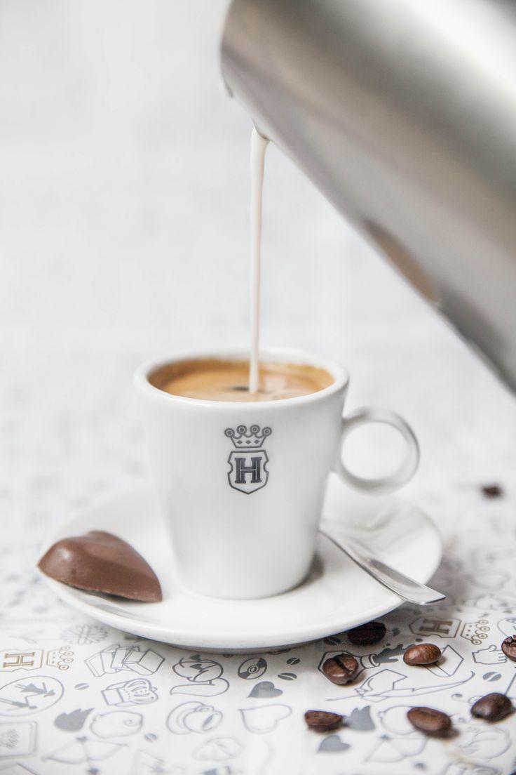 Cortado de Havanna Cafe