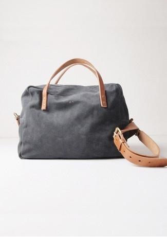 Boho Choses - Bag: Bags Grey, Weekend Bags, Boho Chose, Bobo Chose, Accessories, Chose Bags, Handbags B C, Grey Bobochos, Hands Bags