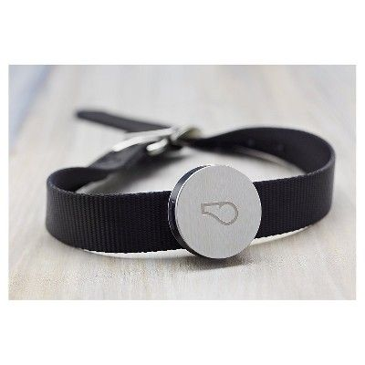 Internet of Things Whistle Wireless Activity Monitor for Dogs, Silver