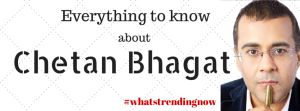 Chetan Bhagat Wikipedia. Everything you should know about Chetan Bhagat, from his childhood, college life and his journey as an author.
