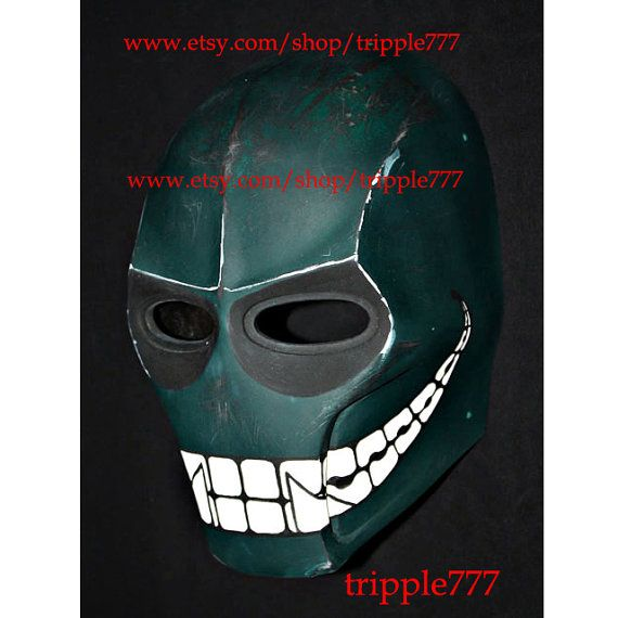 Costume S Army Two Cartel Devil