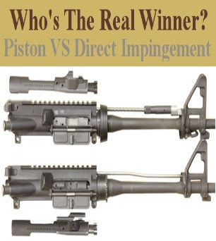 Piston Vs. Direct Gas Impingement Systems - Team AR-15