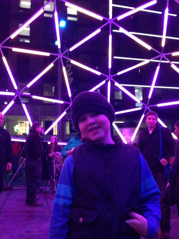 VIVID - Sydney light festival is the best!