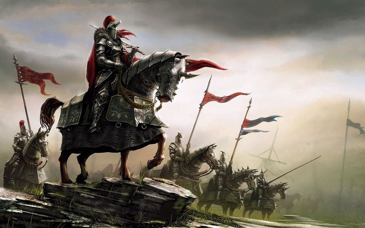 Be the wild Brave Knight as he can slay any of the other symbols to be part of winning payline. He is worth a 1000x multiplier for picking up 5 of him on the reels. Play KNIGHTS JACKPOT now: http://goo.gl/tnViX9