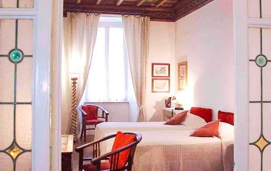 #ITALY #ROME #APARTMENT - Apartment Frattina - microwave - washing machine - lift - 6 persons, 3 bedrooms