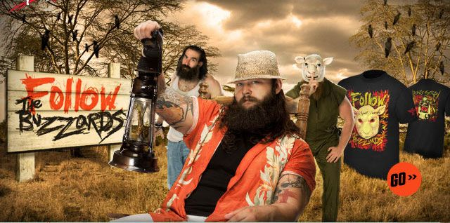 WWE Wyatt Family