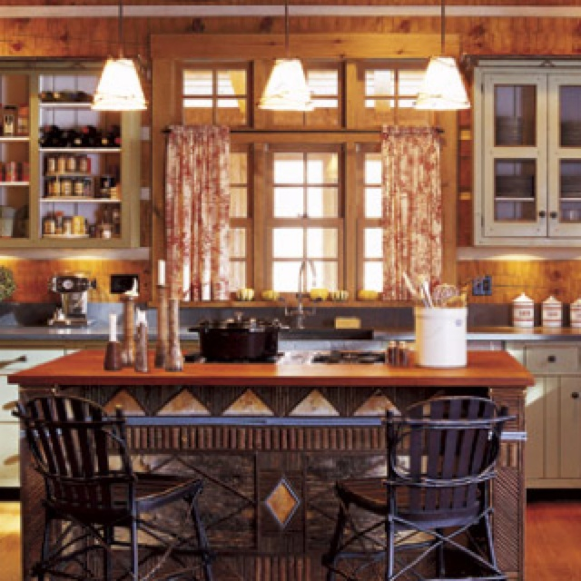 adirondack kitchen island