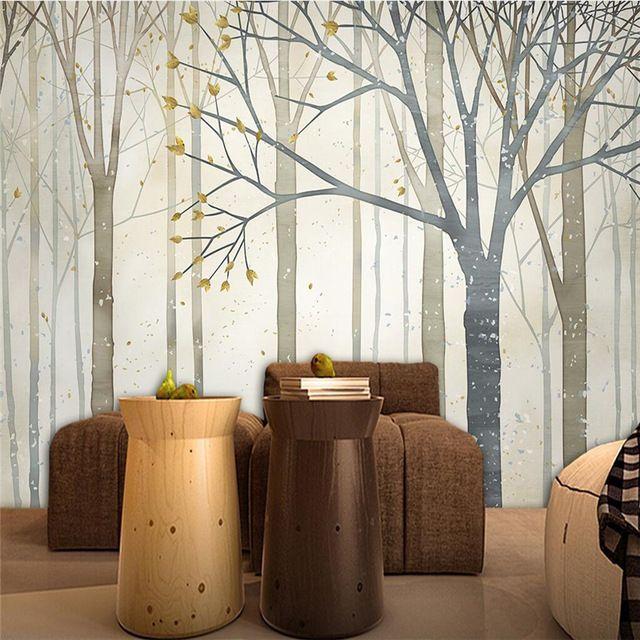 M s de 25 ideas incre bles sobre papel tapiz 3d en - Papel de pared moderno ...