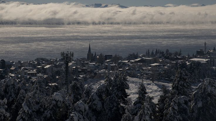 54 fotos de la nevada en la Patagonia