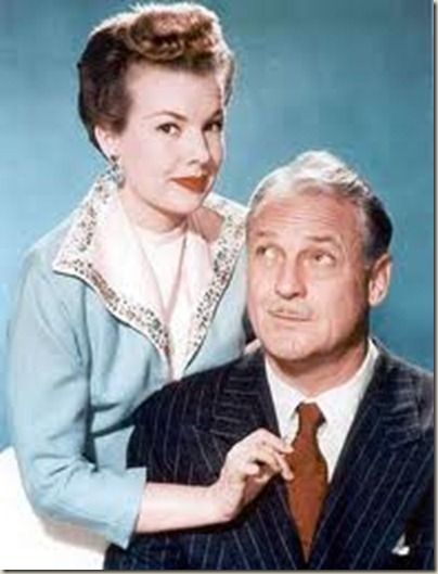 'My Little Margie' -- Gale Storm and as Vern Albright, her dad, the former silent star and developer/owner of the famed Palm Springs Racket Club, Charlie Farrell.