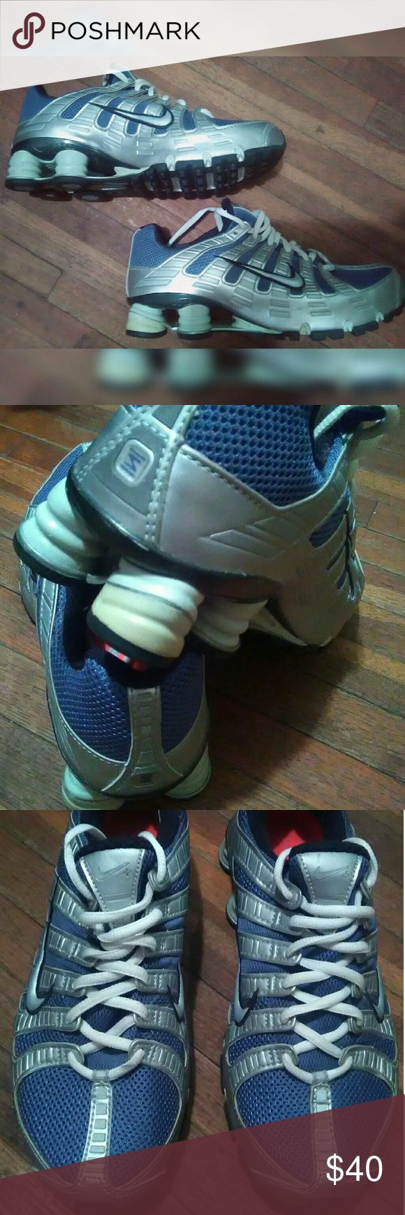 Women's Nike Shoe Size 8 Still New Still new Nike women's running shoe. Worn these one time and only inside. Nike Shoes Sneakers