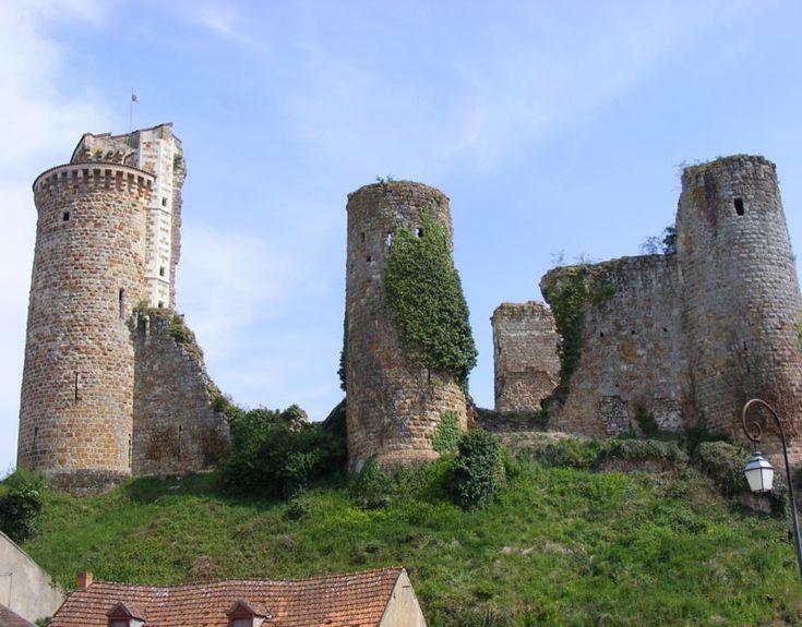Château d'Hérisson ~ Jura ~ France
