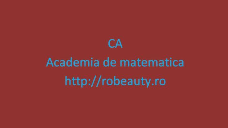XI-Algebra-Matrice-Aprofundare