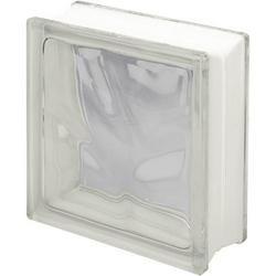 Glass Block Clear 190x190x80mm PK10