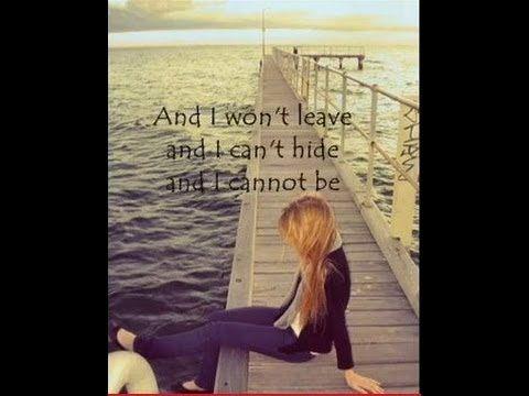 Here with me - Dido - Lyrics