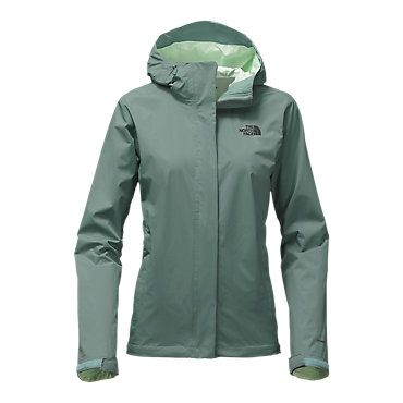 The North Face Women's Venture 2 Hooded Rain Jacket