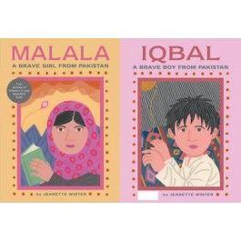 Malala, a Brave Girl from Pakistan / Iqbal, a Brave Boy from Pakistan $19.99