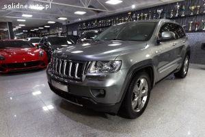 Jeep Grand Cherokee Overland Salon Polska FV 23%