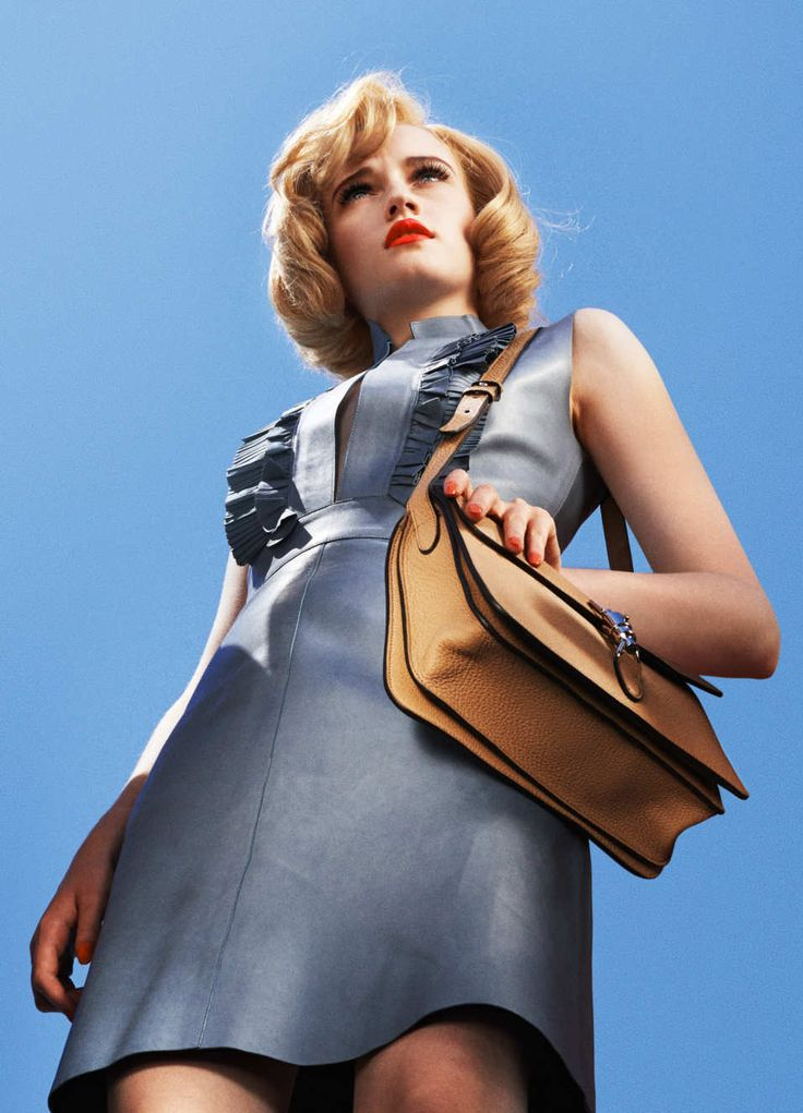 Alex Prager Did a Disembodied-Heads Fashion Shoot | Editor ...