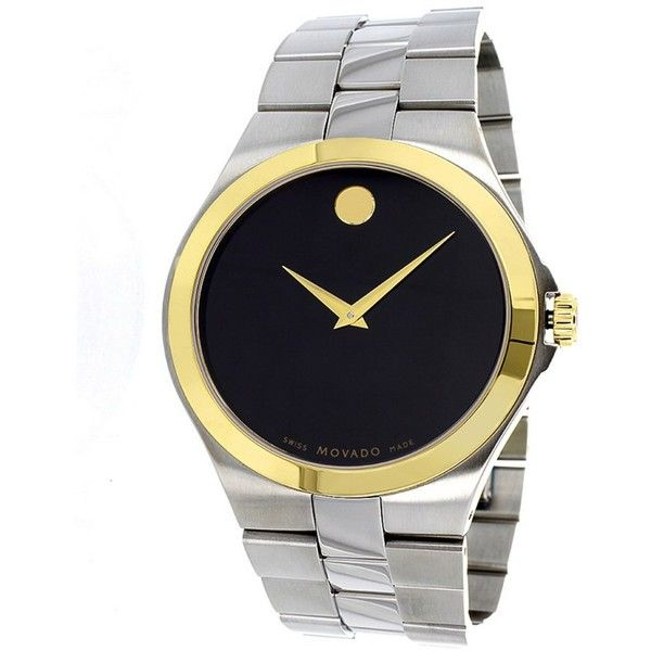 17 best ideas about movado mens watches men s movado movado men s classic watch 400458401 634925 iqd ❤ liked on polyvore
