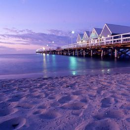 Busselton Jetty at Twilight Western Australia Google Image Result for http://www.discovery-campervans.com.au/images/gallery/busselton2.jpg