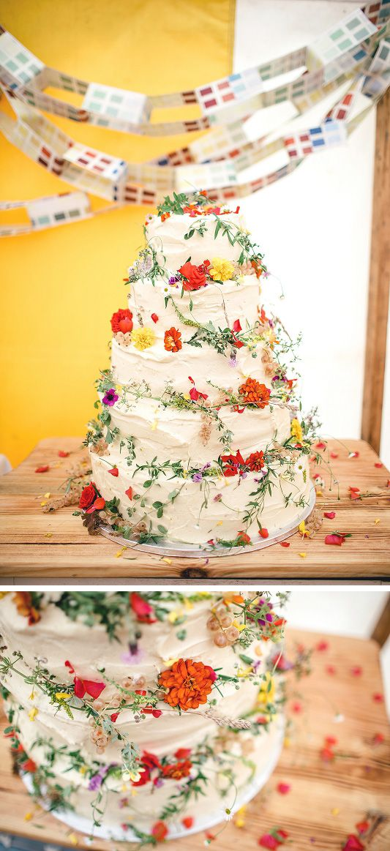 10 CINCO DE MAYO INSPIRED WEDDING CAKES wedding inspiration, wedding ideas, wedding cake