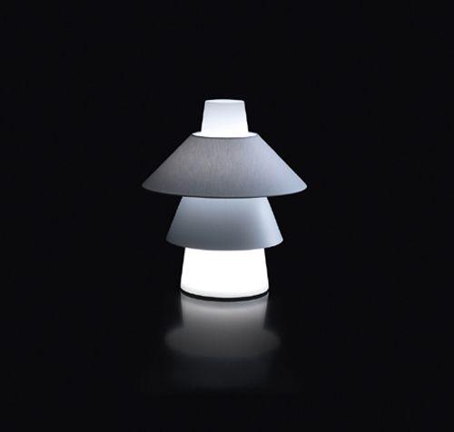 Carmencita table lamp of Nemo, designed by Hikaru Mori