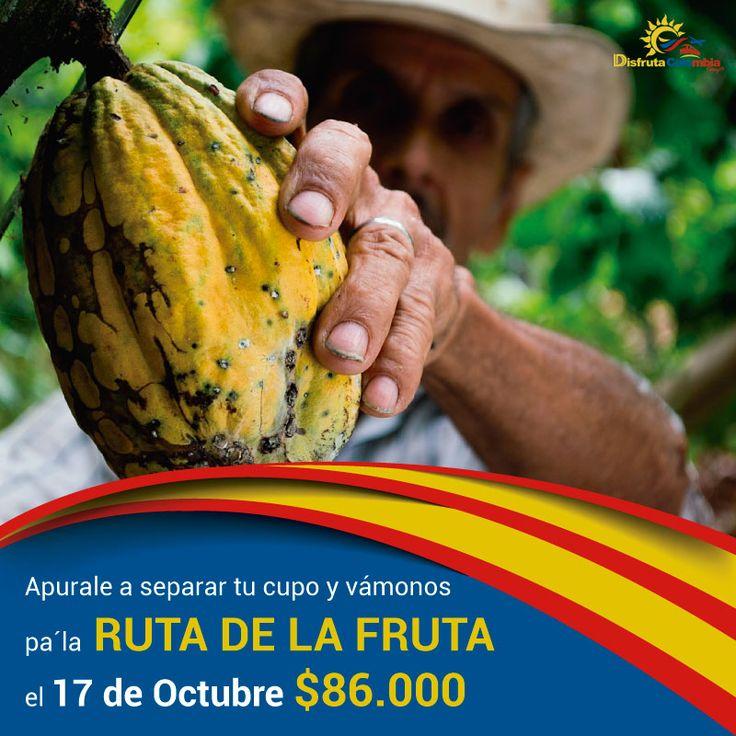 #preparatumaleta que nos fuimos pa' sopetran #disfrutacolombia