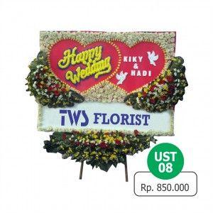 WS Florist adalah toko bunga yang menjual aneka bunga lengkap dengan kualitas bunga yang terbaik.  http://www.tokobungakurnia.com/jual-bunga-papan-murah-di-jakarta-barat/