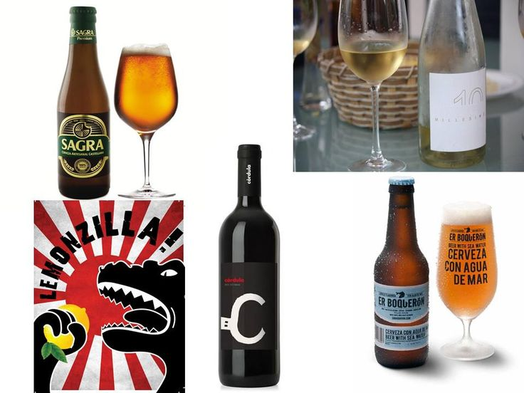 We sell quality products made by small Spanish producers of #craftbeer and #wine. Truly unique products.