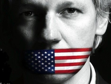 """WikiLeaks founder Julian Assange claims Google is working closely with Hillary Clinton's presidential campaign to promote the Democratic presidential candidate. Assange appeared via video link from the Ecuadorian embassy in London as part of the 'New Era of Journalism: Farewell to Mainstream international media' forum in Moscow. He said: """"Google is directly engaged with Hillary …"""