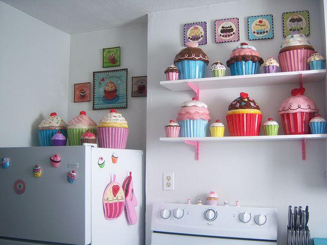 1000+ Ideas About Cupcake Kitchen Theme On Pinterest
