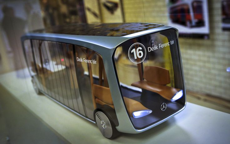 Ivy midibus concept design for Mercedes Benz by AndrásHúnfalvi of Flying Objects.