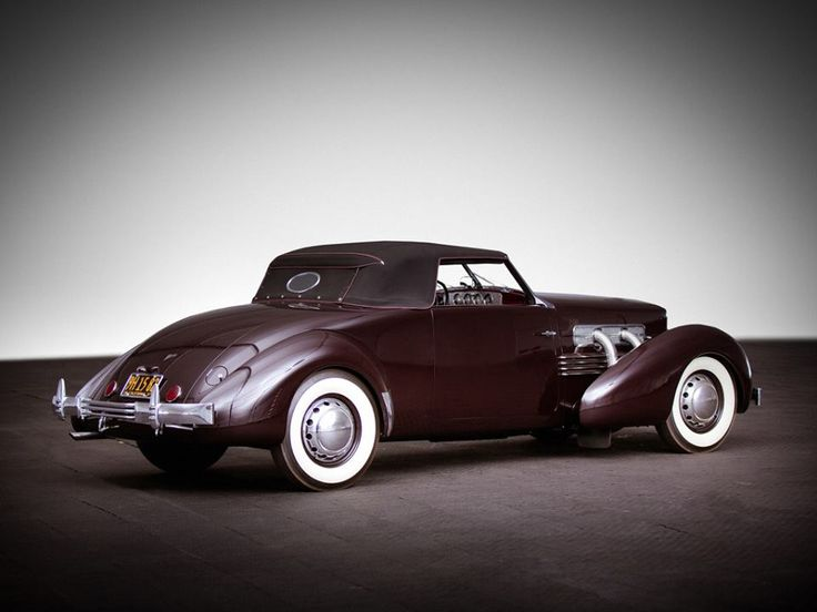 Defunct American Car Companies The Cord 810 (and related Cord 812) was an automobile produced by the ...
