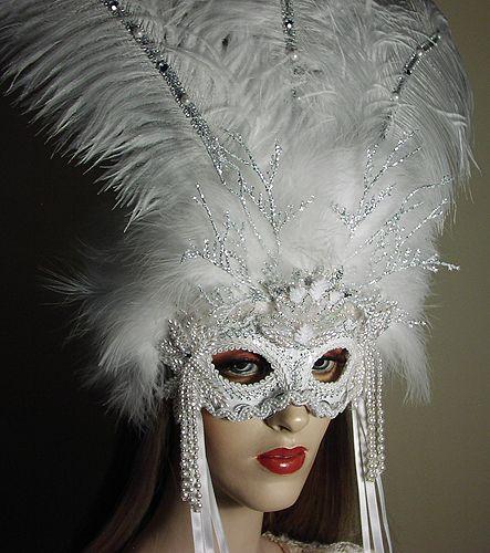 Unique Masquerade Masks | Custom Masquerade Masks for Halloween, Weddings & Mardi Gras by Gypsy ...