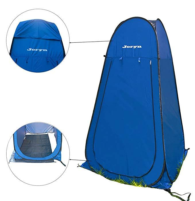 Giantex Pop Up Shower Tent Portable Camping Tent for Dressing Outdoor Privacy Shelter Toilet Changing Room