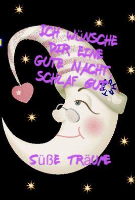 Wünsche Dir Eine Gute Nacht Animiert Gif